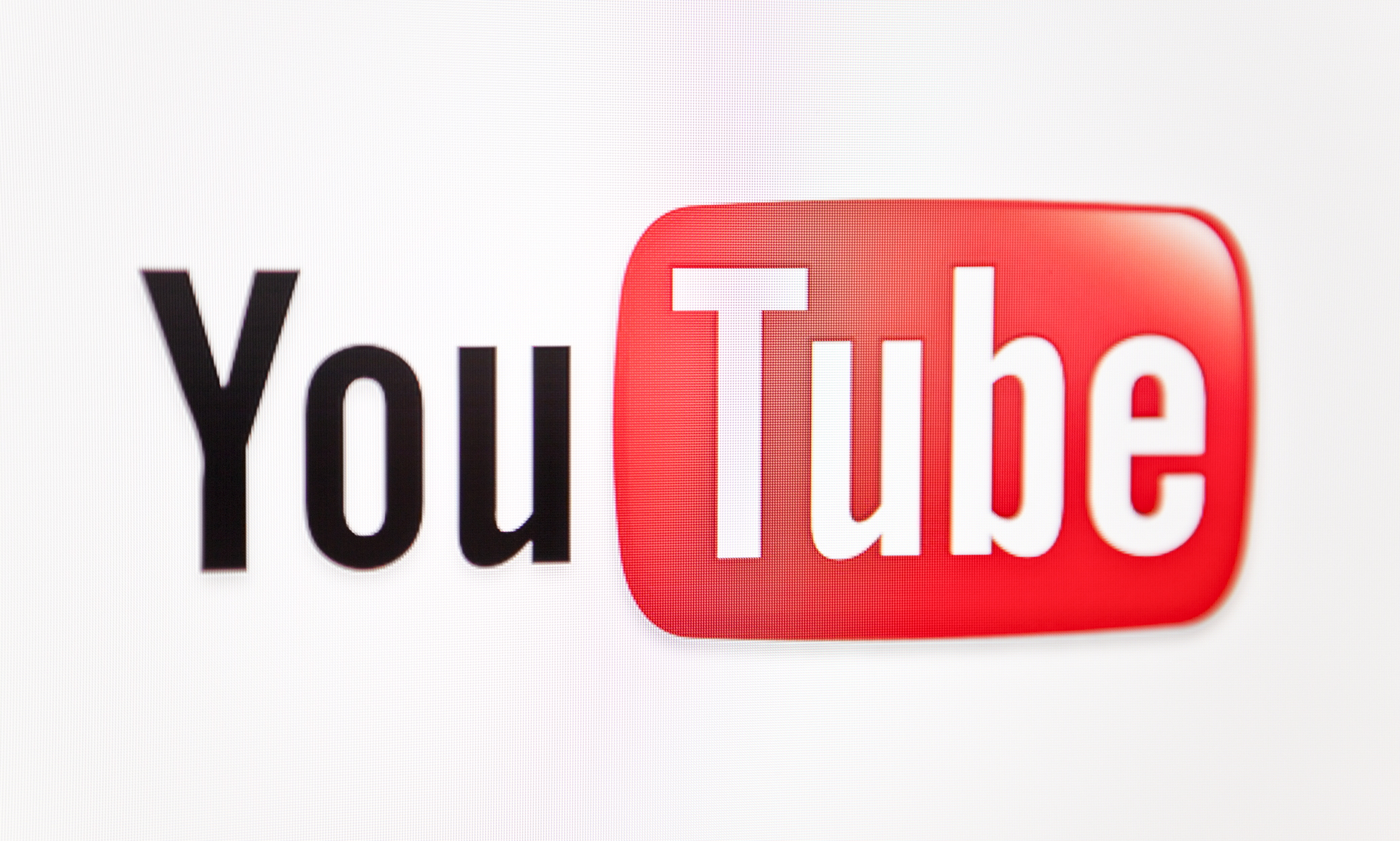 Meas, Arizona, United States - March 16, 2011: A close up photograph of the Youtube logo on a desktop computer screen. Youtube is the largest video sharing website in the world, the image has a shallow depth of field.